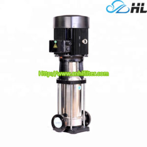 Qdlf vertikale zentrifugale Wasserversorgung-Pumpe