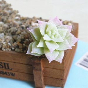 Белая серия искусственных цветов Искусственные растения дома оформление