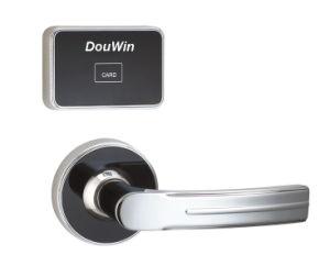 Porta de madeira da marca americana fechadura de porta