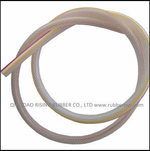 Preço baixo Non-Toxictransparent mangueira de PVC trançado