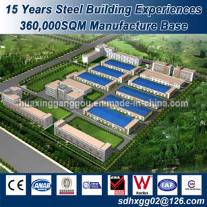 Domaine industriel utilisé avant la construction d'ingénierie de soudage CNC