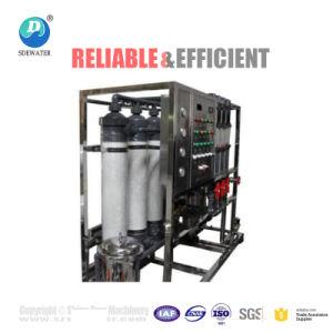 10000L/H Système de filtrage de l'eau minérale d'ultrafiltration la machine