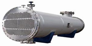 Tubo metálico revestido de solda de explosão/folha para o permutador de calor