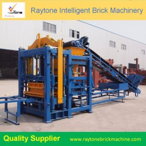 Pavimentadora Hydrautic8-15 Qt Intertravamento Estrada máquina para fazer blocos sólidos