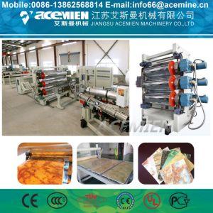 Macchina di marmo artificiale di plastica di fabbricazione/produzione del solido di alta qualità
