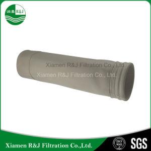 PPS fieltro con aguja de la bolsa de filtro de polvo