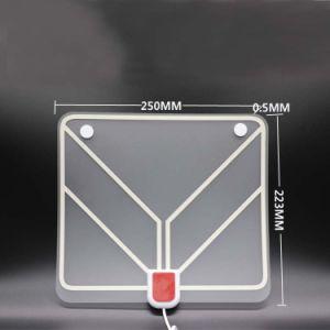 Antenna amplificata dell'interno del cercatore HD del segnale di Ultrapro