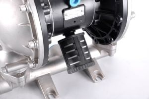 Trattamento delle acque pompa a diaframma pneumatica dell'acciaio inossidabile da 3 pollici