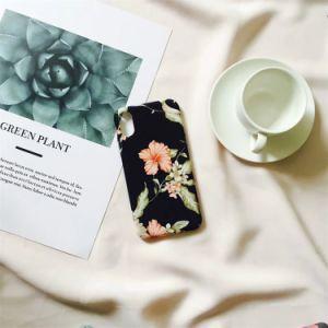 iPhone Xの卸売のための黒いカバーOEMデザインプラスチックケース