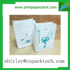 OEM печать специализированное косметической упаковки покупок по уходу за кожей духов мешок
