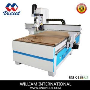 ステンレス鋼か木またはアクリルまたは外国為替または大理石の高精度CNCのルーター
