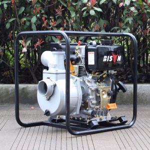 Bison Bsd30 3 Zoll-Dieselmotor-Wasser-Pumpen 80mm für Bauernhof-Gebrauch