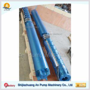 Pompa sommergibile verticale dell'acqua di pozzo profondo dell'acqua potabile di irrigazione dell'azienda agricola