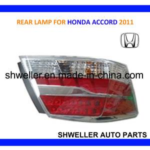Lâmpada Traseira da Luz de carro para o Honda Accord 2011