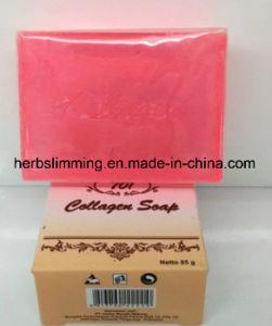 Imbiancatura del sapone del collageno di bellezza per la pulizia d'idratazione