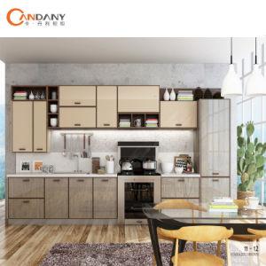 Armario de cocina comercial personalizada diseños simples.