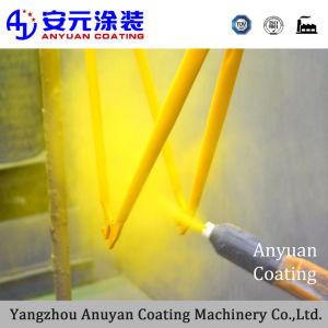 Ral färbt Hjgh Qualitätsthermostatoplastische Puder-Beschichtung mit Pflanzenpreis