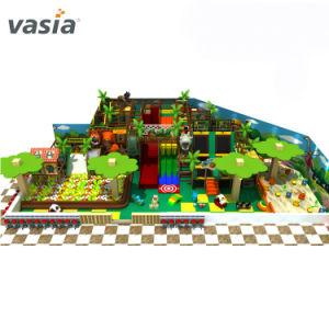 Kind-Labyrinth-Vergnügungspark-Innenspielplatz mit Kugel-Spiel