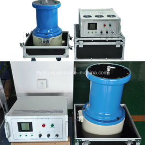 Conjunto de pruebas Hipot DC para generadores refrigerados por agua (GDZG-S)