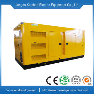 De stille Generator van het Diesel Diesel van de Generator 3kw Frame van de Generator Open 80kw