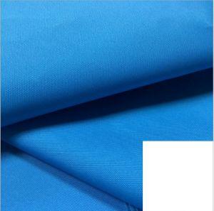 blaues wasserdichtes UV-PU 300d Polyesterpro-Umgebung Oxford-Tuch-Gewebe
