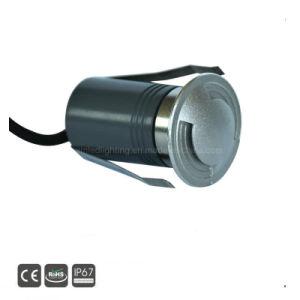 1With3W LED Landschaftstiefbaulicht