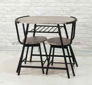 Cocina juegos de mesa de comedor mesa de café de ahorro de espacio de juegos con la parte superior de MDF Directa de Fábrica