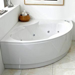 2-3 человека Индии белый угловой ванной с функцией массажа