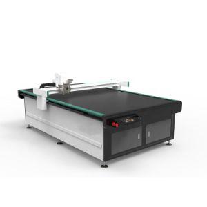 O CNC a faca de corte Digital Máquina para papelão Fornecedor de corte CNC máquina de corte sem Laser