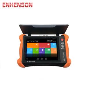 La parte superior del fabricante para cámaras CCTV Monitor Tester analógico IP 4K Tvi Cvi Ahd Ex-SDI