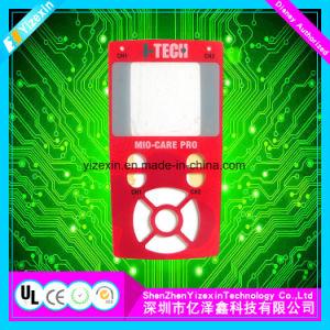Shell Transparante Plastic het Drijven van het Membraan van het Huisdier van de Comités van Knipsels Vitrine