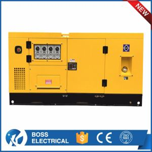 Venta caliente 80kw LR4n5LP-D Yto silencioso motor generador diesel