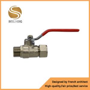 Os colectores de latão/desvio de água, válvula do radiador de latão para o sistema de aquecimento de piso