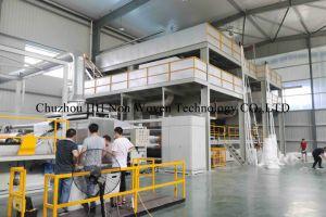 Ткань производства машины
