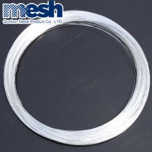 Encuadernación de alambre de hierro galvanizado electro