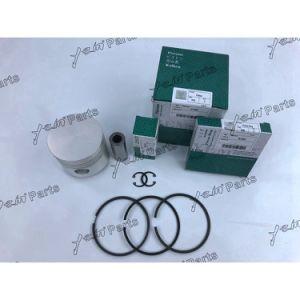 D1302 Piston met Rings voor Kubota