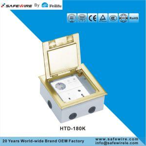 Wasserdichte im Freienstandardkästen des Fußboden-IEC60884/untere Deckenkästen
