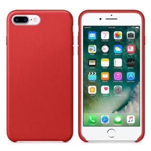 Estojo de couro de alta qualidade Protector de Telefone para iPhone