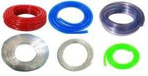Material PVC não tóxico ISO9001:2008 Standard para limpar a mangueira flexível