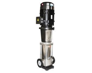 Cdlf vertikale Mehrstufeninline-Edelstahl-Rohrleitung-Schleuderpumpe