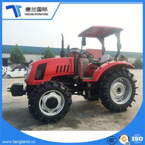 de het het de Nieuwe Tractoren 100HP 4*4WD/Machines/Middel/Landbouwbedrijf/Tractor Agri van de Bouw