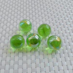 De goedkope In het groot Hoogwaardige Decoratieve Bal van het Glas