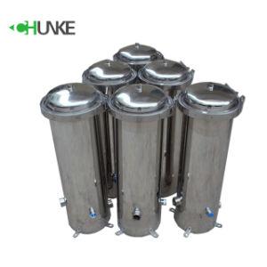 Los filtros de cartucho de 5 micras Chunke Sistema de agua