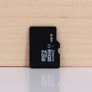 16GB Uhs-1 kundenspezifisches Hochgeschwindigkeitsfirmenzeichen der volle Kapazitäts-Speicher Ableiter-Karten-16GB Mikro-Ableiter-Karte