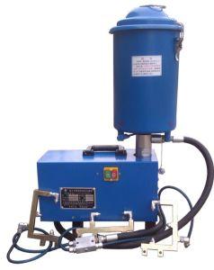 Hoge druk  Het elektro Automatische Smeermiddel van het Vet voor de Lift die van de Bouw de Smerende Pomp van de Olie in de Bouw van Hijstoestel voor Smering gebruiken