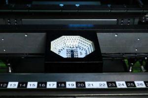 Chip chip PCBA Mounter shooter de la línea SMT