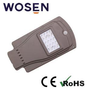 4000-6500K blanco puro viaducto exterior IP65 Lámpara Solar de Estacionamiento de pago