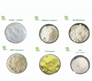 SarmsはLgd4033/Lgd-4033/Lgd 4033 /Ligandrol 1165910-22-4を粉にする