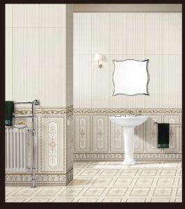 300X900 de de ceramische Verglaasde Muur van de Badkamers en Tegel van de Vloer in het Ontwerp van het Behang