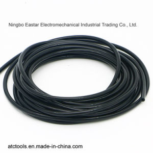 2,5-4.8mm I. D. Violeta Negro Tubo de lubricante Gasolina gasolina
